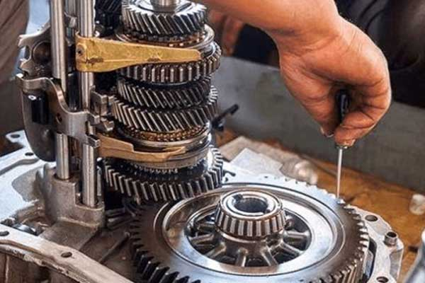 ساختار گیربکس اتوماتیک در صنعت خودروسازی